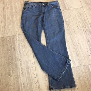 ANA Stretch flared jeans size 12